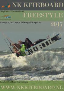 nk kiteboard poster